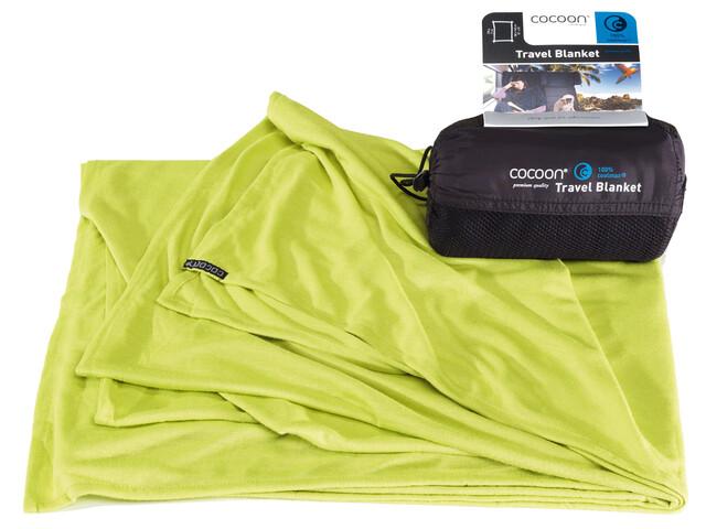 Cocoon Travel Blanket CoolMax tree frog